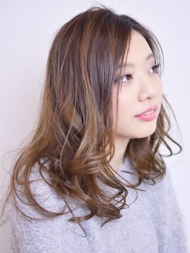 ~Lu-ce by AZHAIR~愛されナチュラルカール